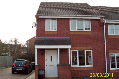 3 bedroom townhouse to rent - Stinford Leys, Market Harborough LE16