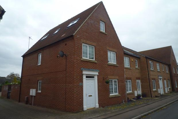 4 Bedrooms End Of Terrace House for sale in Farriers Gate, Chatteris, PE16