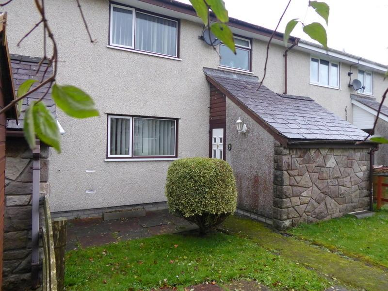 3 Bedrooms Terraced House for sale in BALA LL23