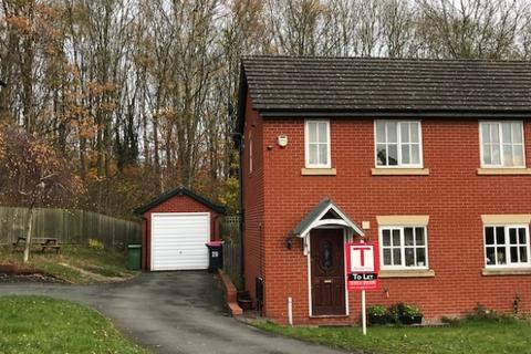 1 bedroom semi-detached house to rent - 20 Magpie Way, Aqueduct, Telford, Shropshire, TF4 3TS