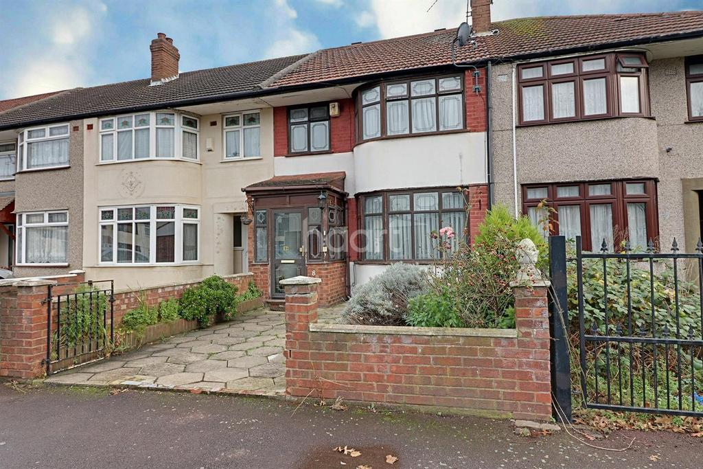 4 Bedrooms Terraced House for sale in Dagenham Village