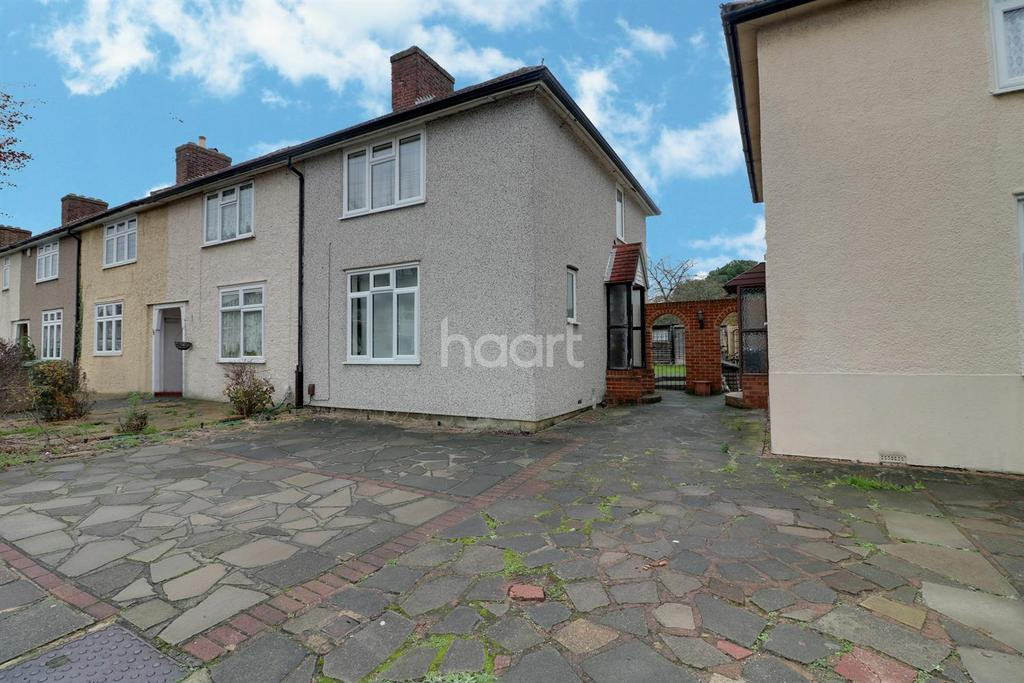 2 Bedrooms End Of Terrace House for sale in Sterry Road, Dagenham