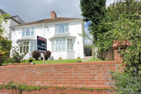 3 bedroom semi-detached house for sale - Queens Road, Sketty