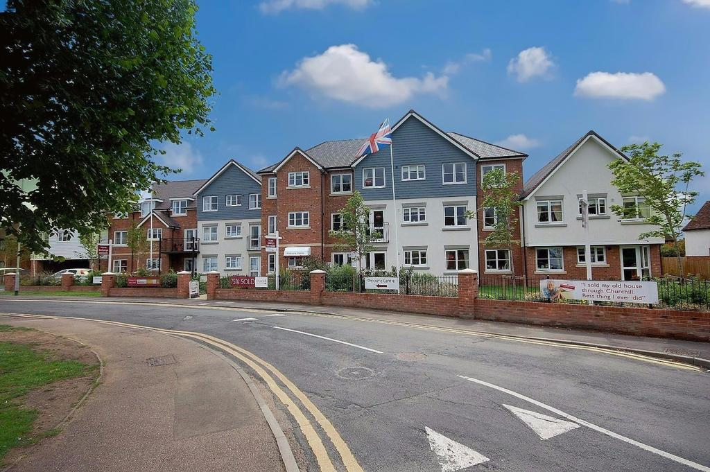 2 Bedrooms Retirement Property for sale in Pound Avenue, Stevenage