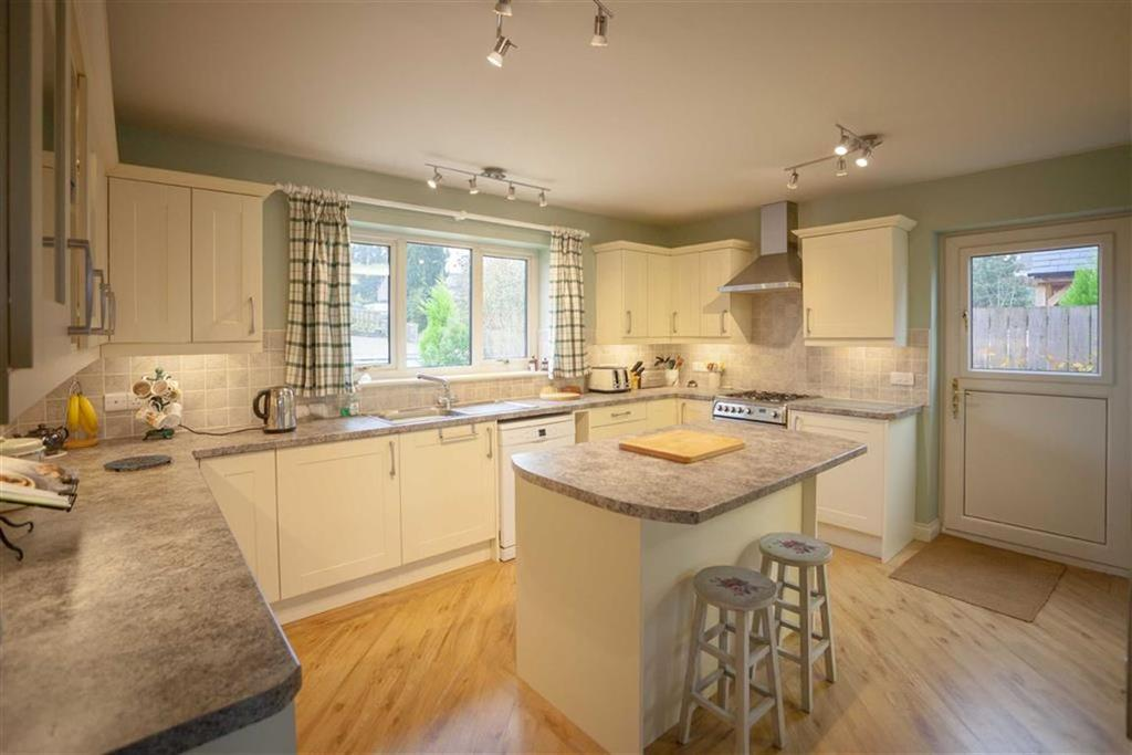 3 Bedrooms Detached House for sale in Jacks View, NORTON, Norton, Presteigne