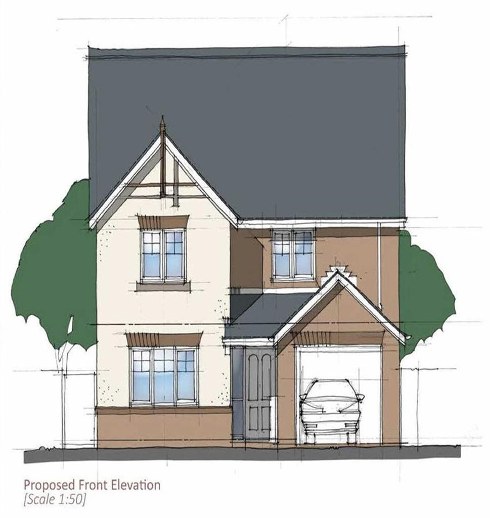 4 Bedrooms Detached House for sale in Nailstone