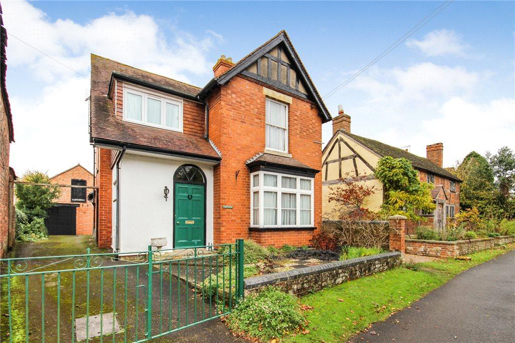 4 Bedrooms Detached House for sale in Pass Street, Eckington, Pershore, Worcestershire, WR10
