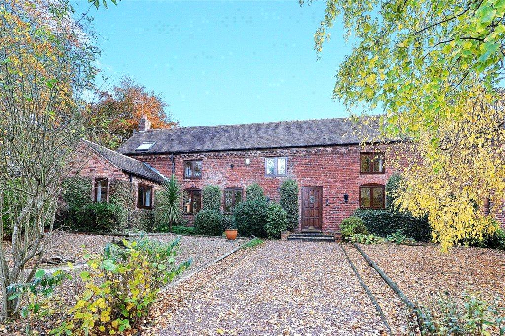 4 Bedrooms Barn Conversion Character Property for sale in Torton Lane, Torton, Kidderminster, Worcestershire, DY10