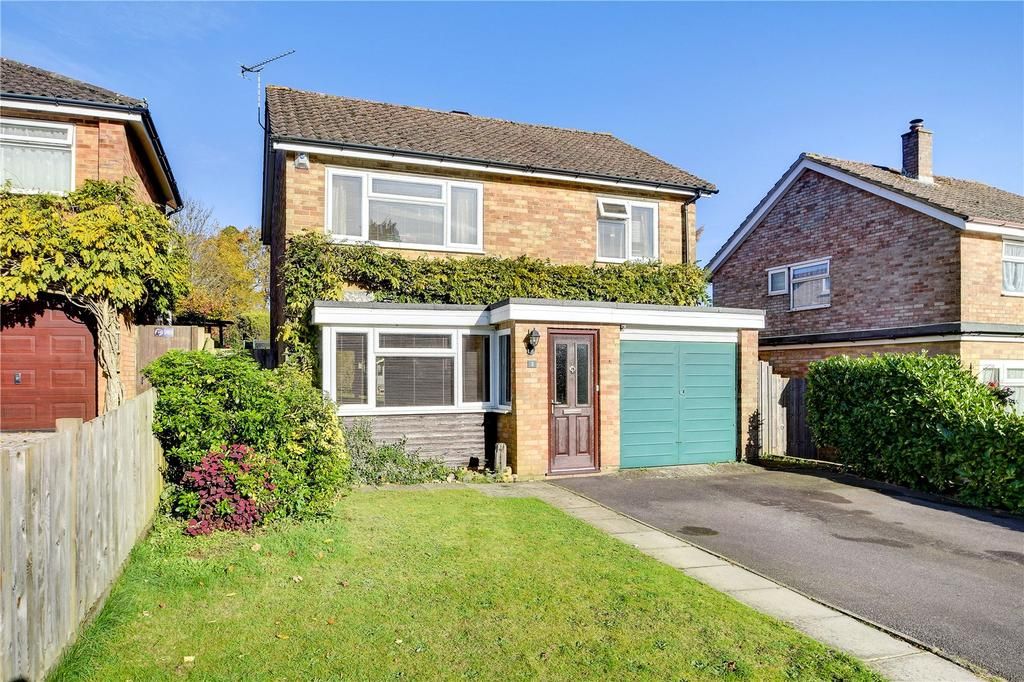 4 Bedrooms Detached House for sale in Windmill Drive, Headley Down, Bordon, Hampshire