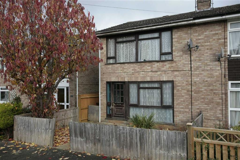3 Bedrooms Semi Detached House for sale in Goodrington Close, Banbury