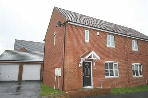 3 bedroom semi-detached house for sale - Cloverfield, West Allotment, Tyne And Wear, NE27