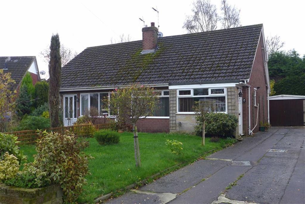 2 Bedrooms Semi Detached Bungalow for sale in Camelot Grove, Shavington, Crewe