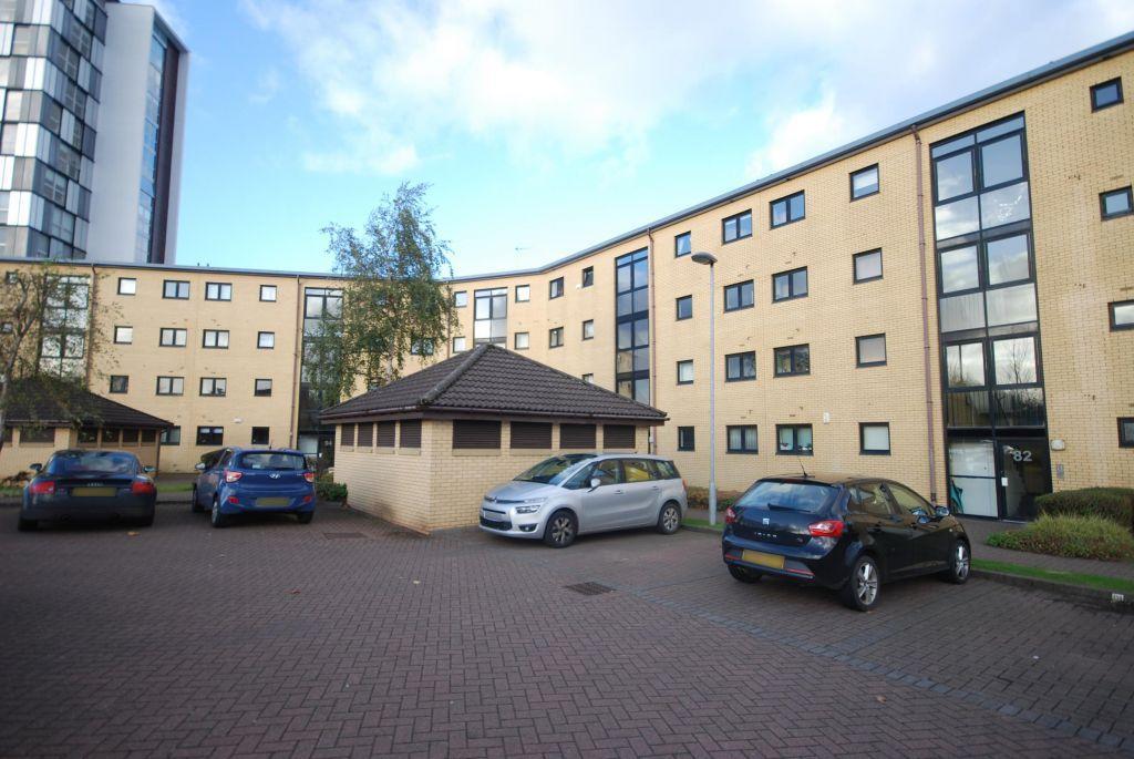 2 Bedrooms Flat for sale in 3/2, 86 Mavisbank Gardens, Festival Park, Glasgow, G51 1HQ