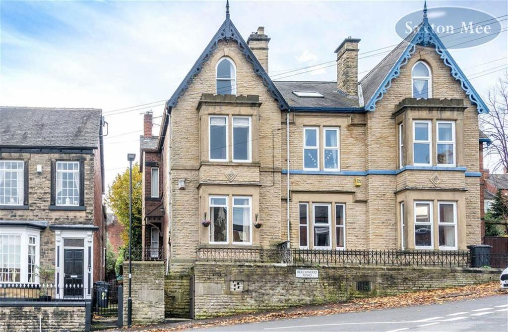 5 Bedrooms Semi Detached House for sale in Beechwood Road, Hillsborough, Sheffield, S6