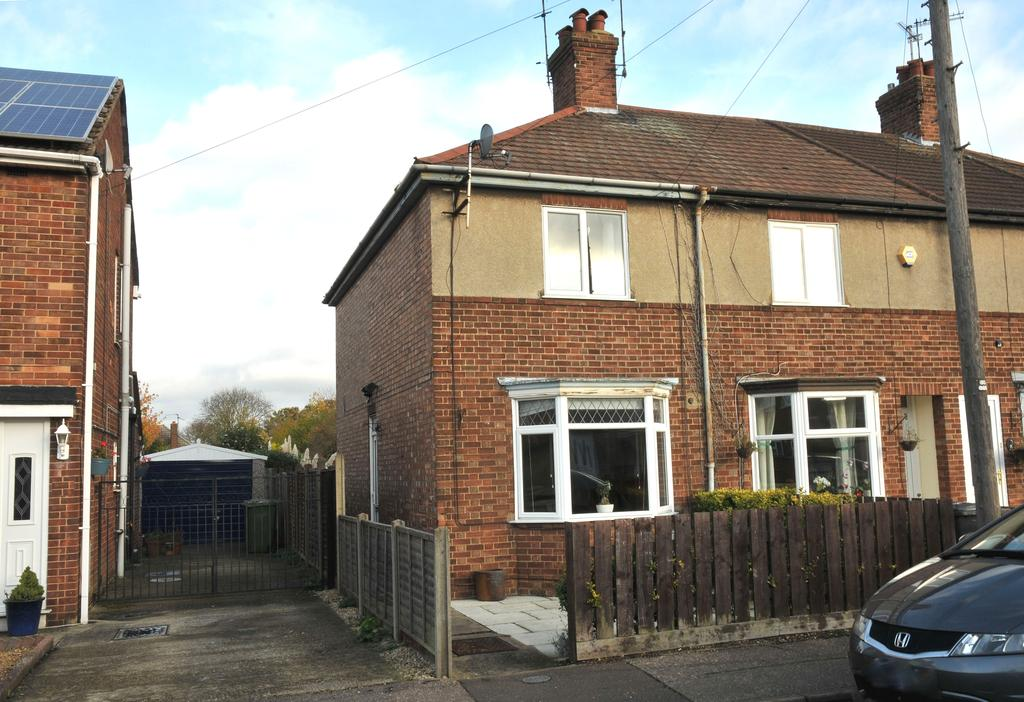 2 Bedrooms End Of Terrace House for sale in Churchfield Rd, Walton. PE4