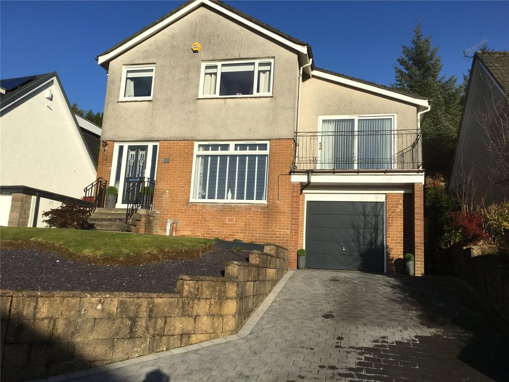 4 Bedrooms Detached House for sale in Galbraith Drive, Milngavie