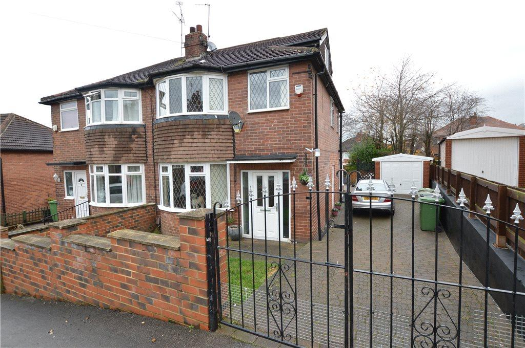 4 Bedrooms Semi Detached House for sale in Primrose Crescent, Leeds, West Yorkshire