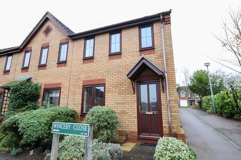 2 bedroom end of terrace house to rent - Winceby Close, Dussindale, Norwich