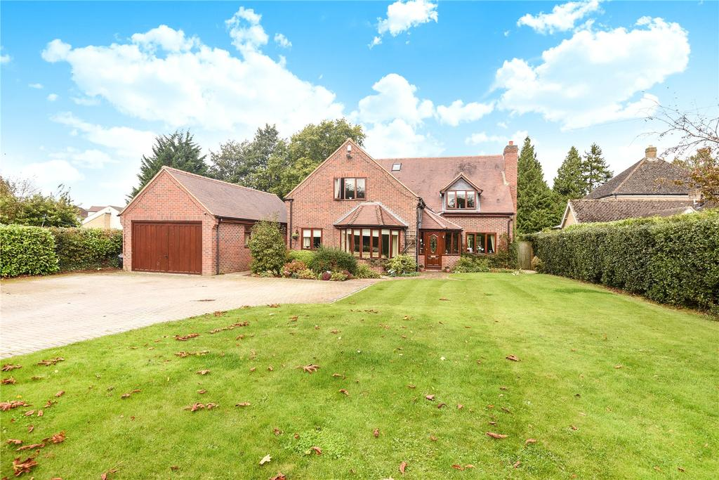 5 Bedrooms Detached House for sale in Hurst Lane, Cumnor, Oxford, OX2