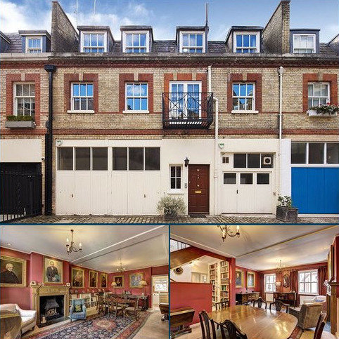 4 bedroom mews for sale - Grosvenor Gardens Mews North, Belgravia, London, SW1W