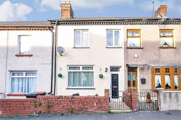 2 Bedrooms Terraced House for sale in York Road, St Julian's, Newport, Gwent. NP19 7DT