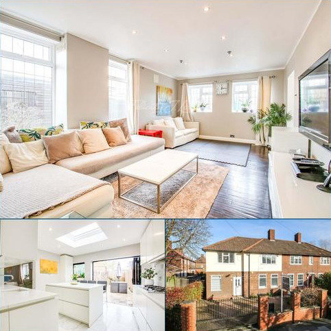 4 bedroom semi-detached house for sale - Stonefield Way, Charlton, SE7