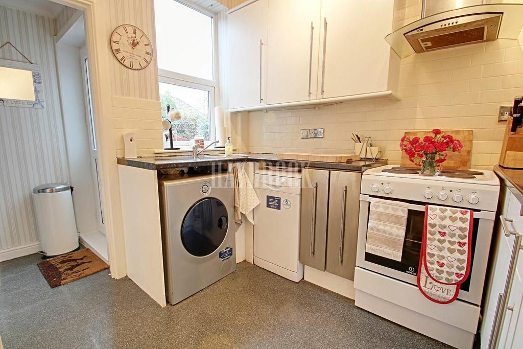 2 Bedrooms End Of Terrace House for sale in Cherry Tree Street, Elsecar