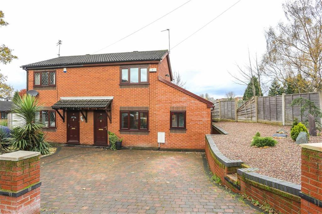 2 Bedrooms Semi Detached House for sale in Bowerfold Lane, Heaton Norris