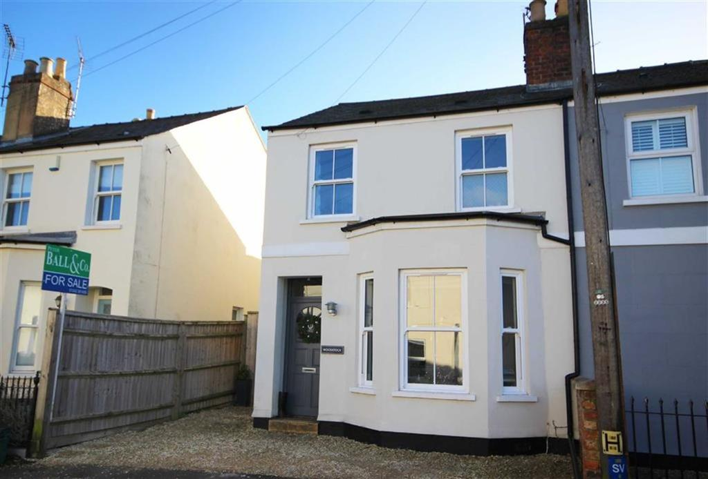3 Bedrooms End Of Terrace House for sale in Croft Street, Leckhampton, Cheltenham, GL53
