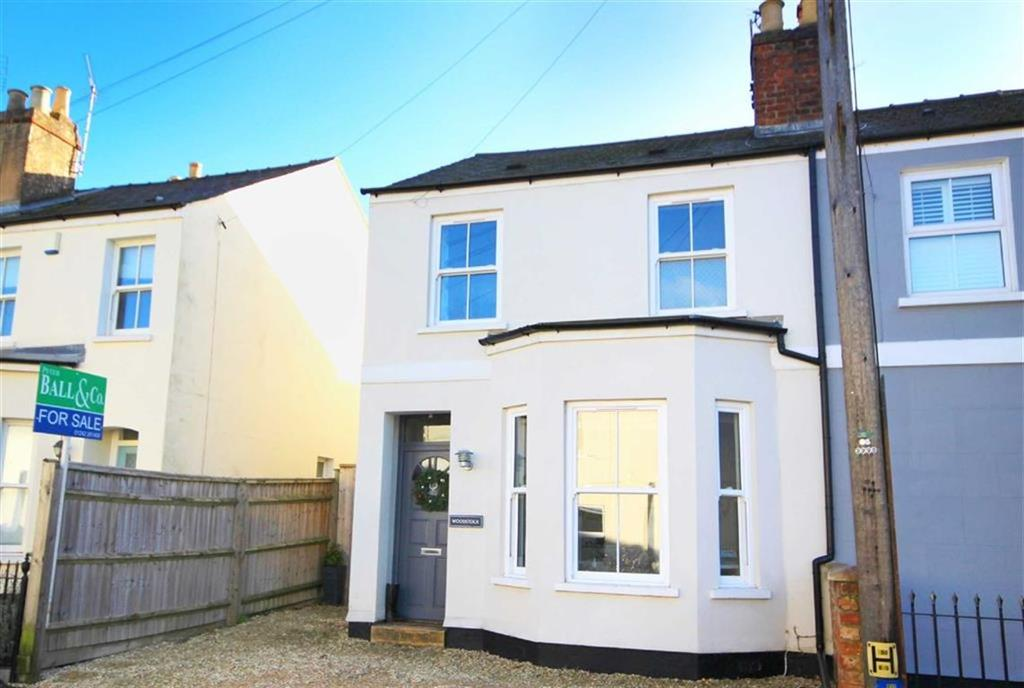 3 Bedrooms End Of Terrace House for sale in Croft Street, Leckhampton, Cheltenham, GL53