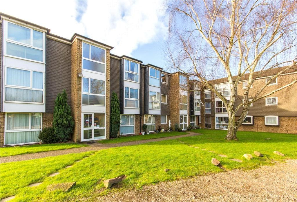 2 Bedrooms Flat for sale in Wyedale, London Colney, St. Albans, Hertfordshire