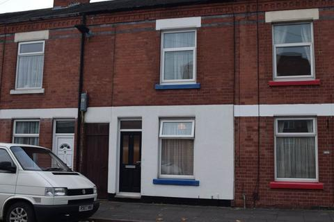 2 bedroom terraced house to rent - Balfour Street, Woodgate, Leicester