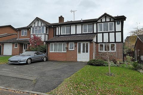 4 bedroom detached house for sale - Buckingham Close, East Hunsbury, Northampton, NN4