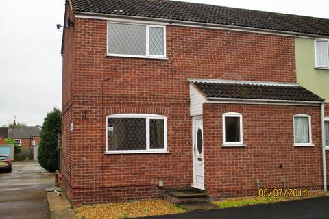 2 bedroom semi-detached house to rent - Wartnaby Street , Market Harborough LE16
