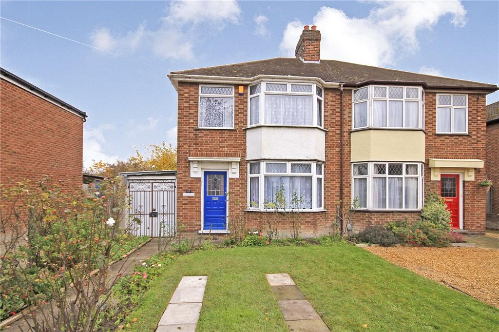 3 Bedrooms Semi Detached House for sale in Perne Road, Cambridge, CB1