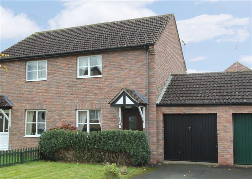2 Bedrooms Semi Detached House for rent in Lammas Close, LEOMINSTER, Leominster
