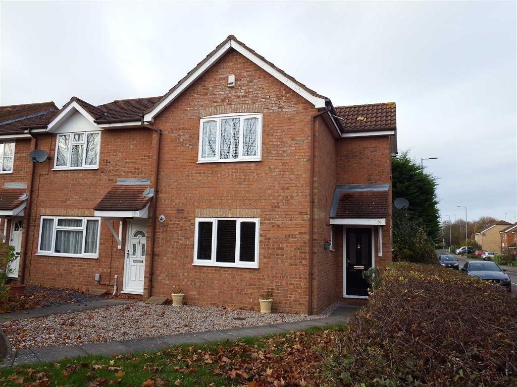 3 Bedrooms End Of Terrace House for sale in Colwyn Close, Stevenage, Hertfordshire, SG1
