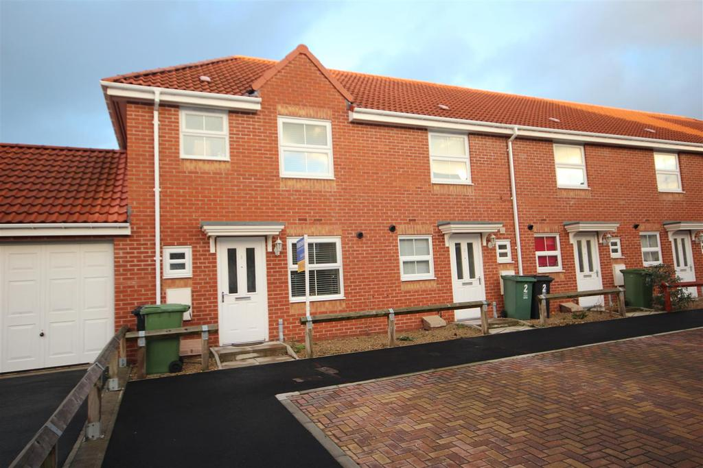 3 Bedrooms End Of Terrace House for sale in Brian Honour Avenue, Headway, Hartlepool
