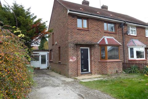 3 bedroom semi-detached house for sale - Ewenfield Road, Finedon, Wellingborough