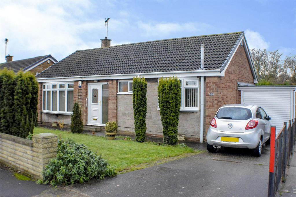 2 Bedrooms Detached Bungalow for sale in Thornbury Drive, Mansfield
