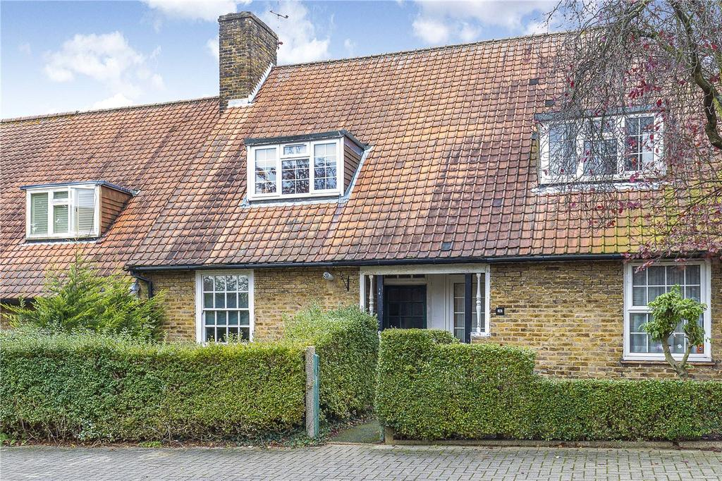 2 Bedrooms Terraced House for sale in Sunnymead Road, London, SW15