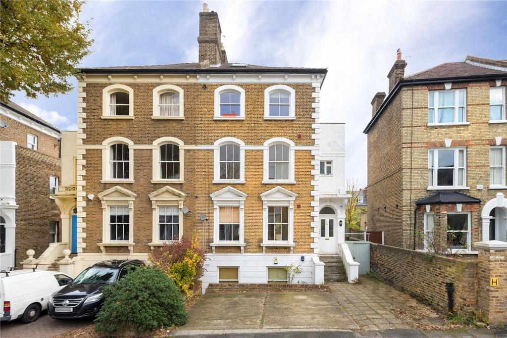 2 Bedrooms Flat for sale in Maley Avenue, West Norwood, London, SE27