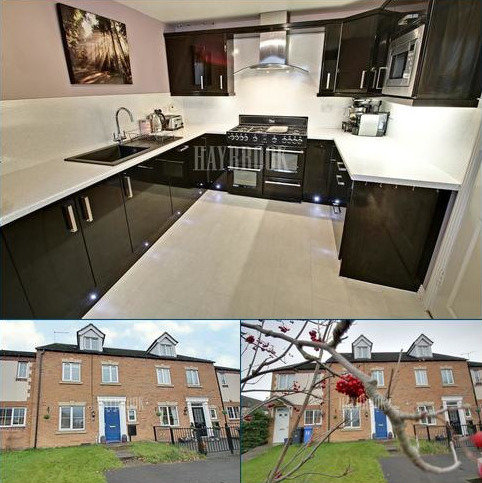 4 bedroom terraced house for sale - Gleadless Rise, Gleadless, S12