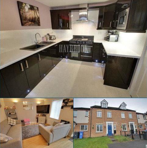 4 bedroom terraced house for sale - Gleadless Rise, Gleadless, S12