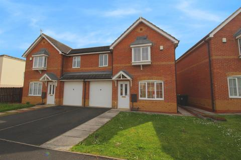 3 bedroom semi-detached house for sale - Maybury Villas, Newcastle-upon-Tyne
