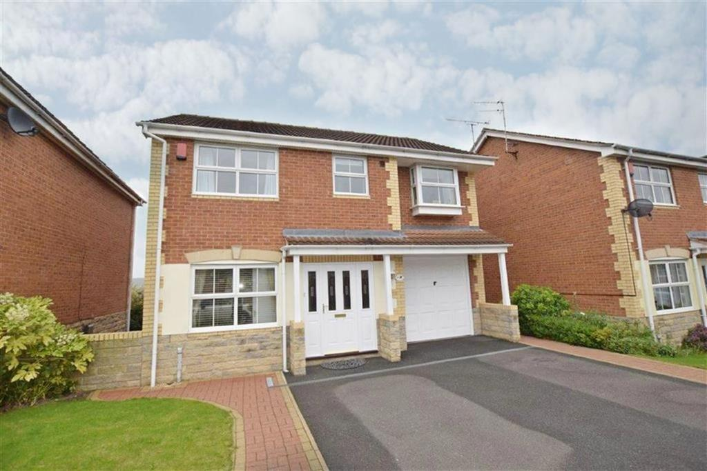 4 Bedrooms Detached House for sale in Scholes View, Ecclesfield, Sheffield, S35