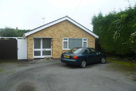 2 bedroom detached bungalow to rent - Cedar Avenue, Wigston, Leicestershire