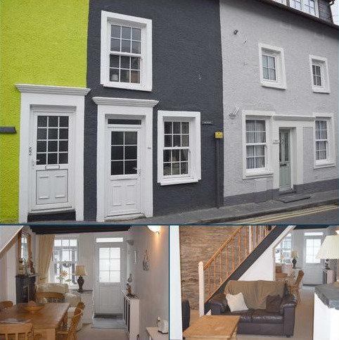 3 bedroom terraced house to rent - Nefion, 52a, Copperhill Street, Aberdyfi, Gwynedd, LL35