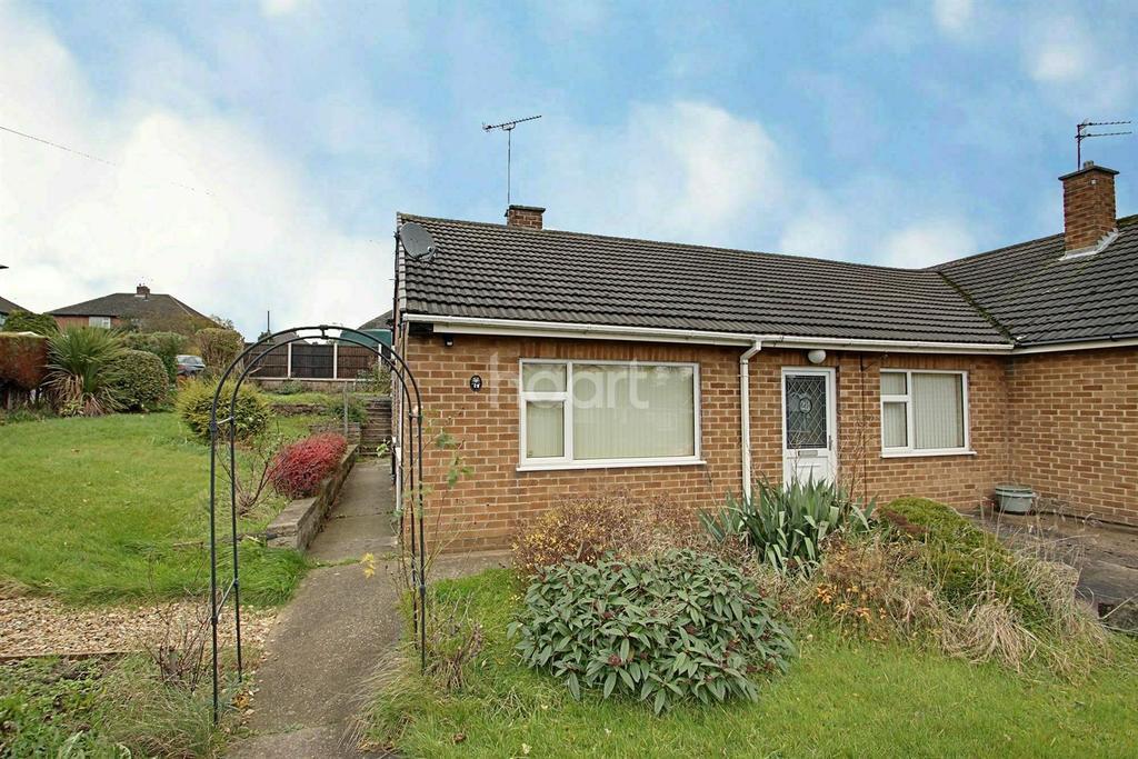 2 Bedrooms Bungalow for sale in Greenwood Vale, Hucknall
