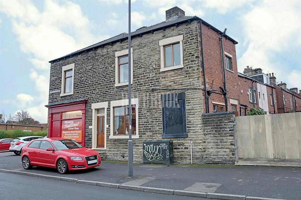 3 Bedrooms End Of Terrace House for sale in Pitt Street West, Barnsley